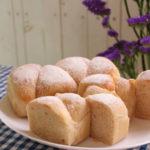 手作りパンに心踊る休日の作り方