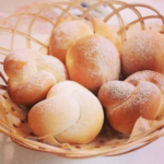 体に優しいは本当!バター油脂を使わないパン!