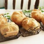 基本和食にしても、やっぱりパンが好き!