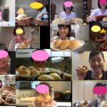 オンラインパン体験会募集 只今から開始します!